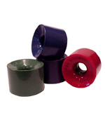 3dm Cambria 62mm / 90a Purple / Set of 2