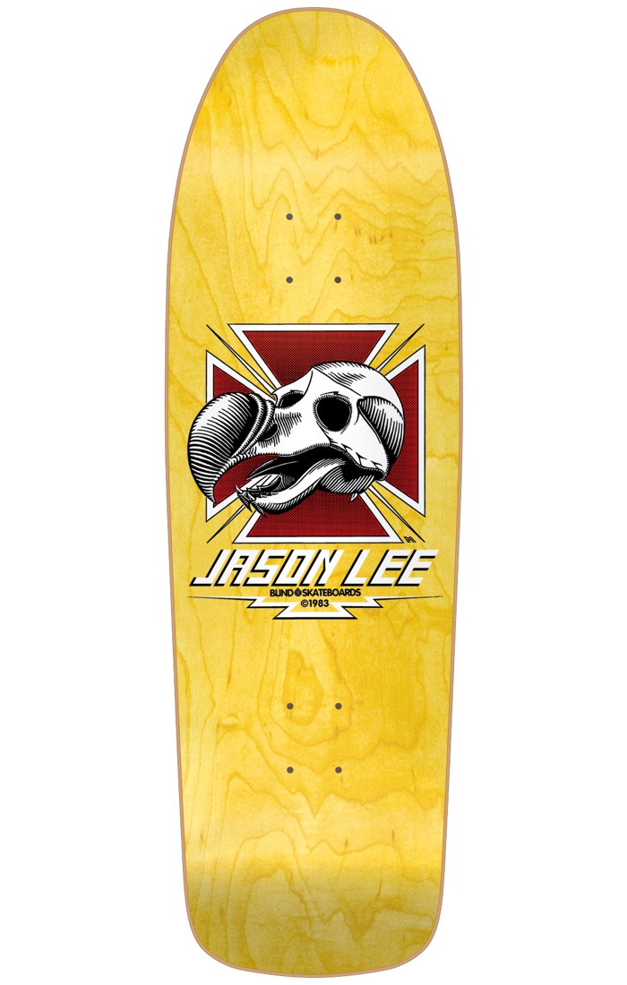 Blind Jason Lee Re-Issue / Heat Transfer / Pre-Order