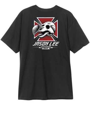 Blind Jason Lee Dodo T-Shirt Black / Large / Pre-Order July 2017