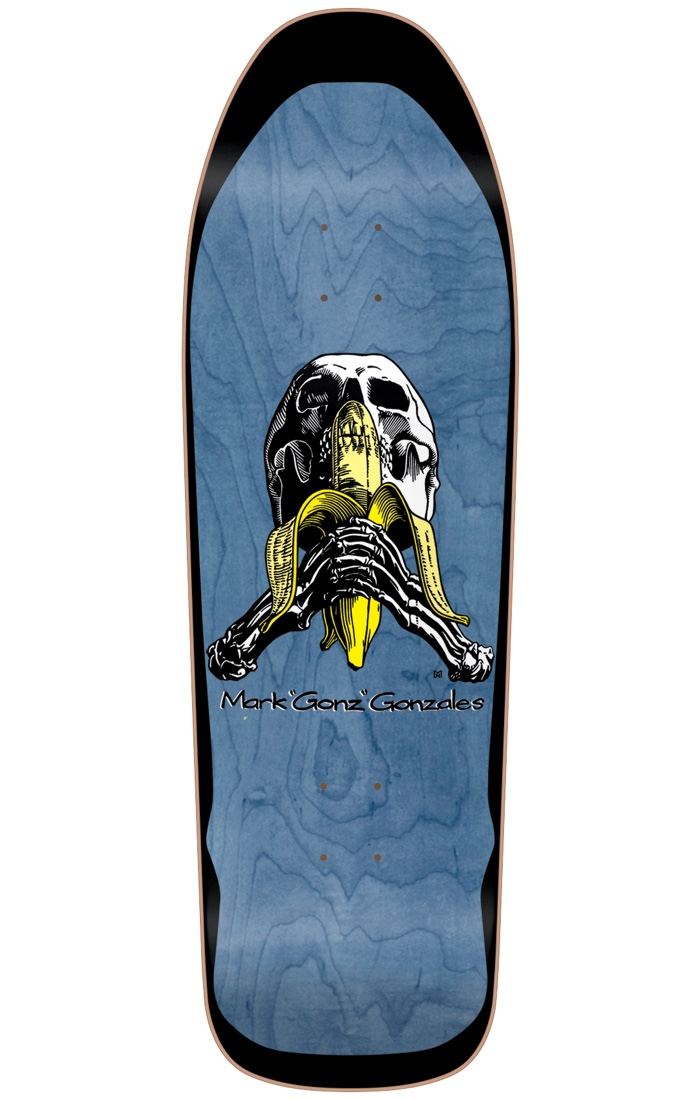 "Blind Mark Gonzales Re-Issue / Heat Transfer 9.875"" Deck"