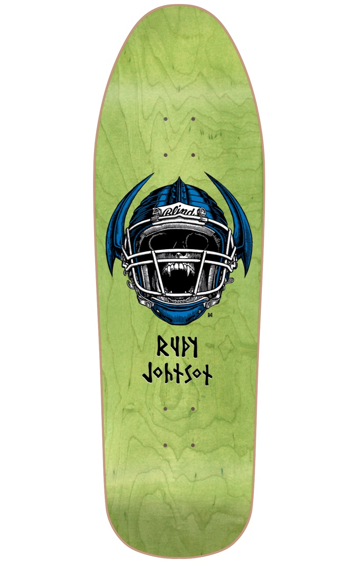 Blind Rudy Johnson Re-Issue / Heat Transfer / Pre-Order