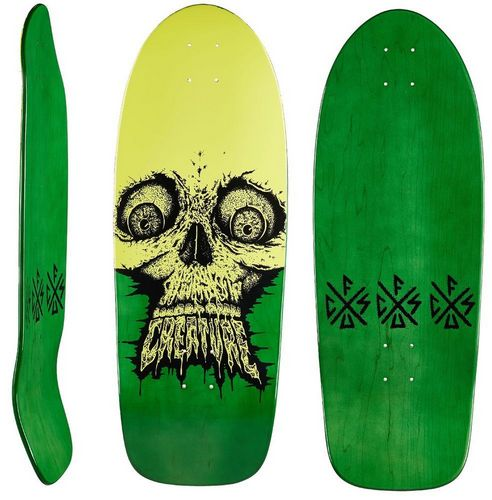"Creature Skinned Pig Limited Edition 10.4"" Deck"
