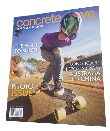Concrete Wave Volume 11 Number 3 / Holiday 2012