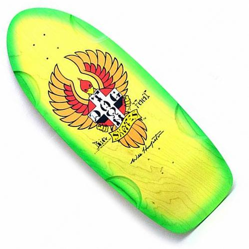 "Dogtown Skates Big Foot Re-Issue 12.0"" - Yellow / Green Fade"