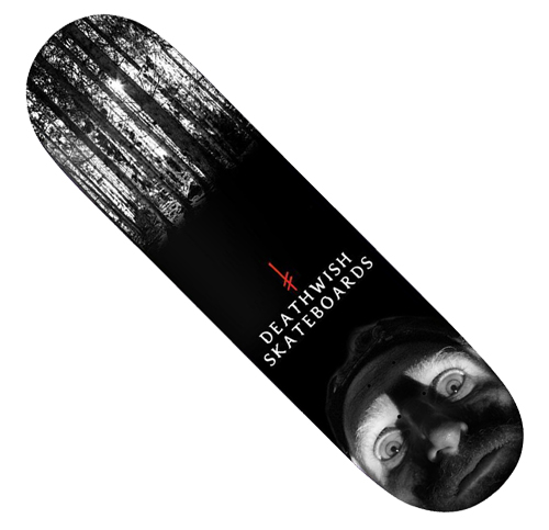 "Deathwish Deathspray The Wish Project 8.5"" Deck"