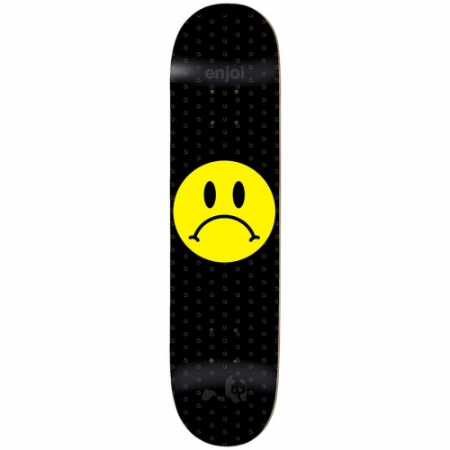 Enjoi Frowny Face R7 Deck - 8.375""