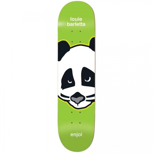 "Enjoi Kiss Barletta R7 Deck - 8.0"" x 31.6"" - Green"