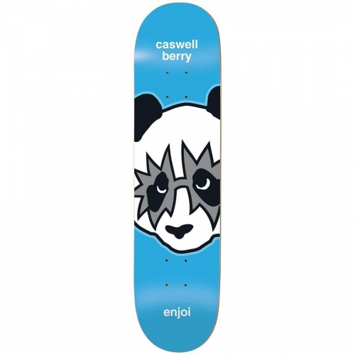 "Enjoi Kiss Berry R7 Deck - 8.125"" x 31.7"" - Blue"