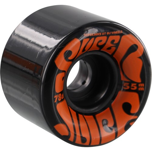 OJ Super Juice Mini Wheels 55mm / 78a Black