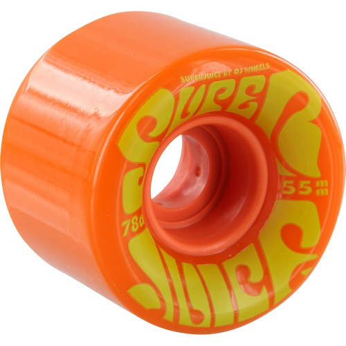 OJ Super Juice Mini Wheels 55mm / 78a Orange