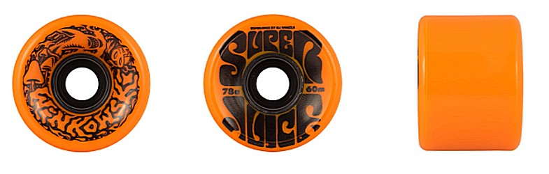 OJ Wheels OJ Super Juice Winkowski 60mm / 78a - Orange