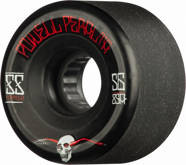 Powell Peralta G-Slides 56mm / 85a Black Wheels