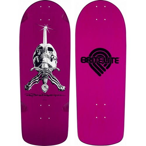 "Powell Peralta Ray ""Bones"" Rodriguez Snub Nose Re-Issue / Purple - Click Image to Close"