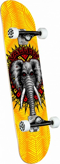 "Powell Peralta Mike Vallely Elephant Complete 8.0"" x 31.45"""