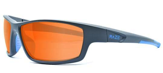 Raze zCoast Gray Polarized HD Sunglasses