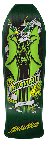 Santa Cruz Jeff Grosso Demon Re-Issue Pre-Order Ships 11/19/18