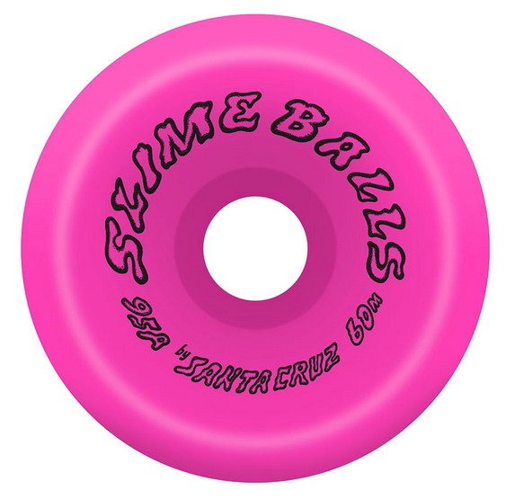 Slime Balls Scudwads Vomits 60mm / 95a - Pink