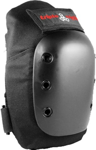 Triple 8 KP-Pro Knee Pad Black / Small