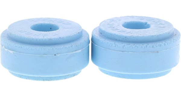 Venom Super High Rebound (SHR) Bushings / Pastel Blue 86a