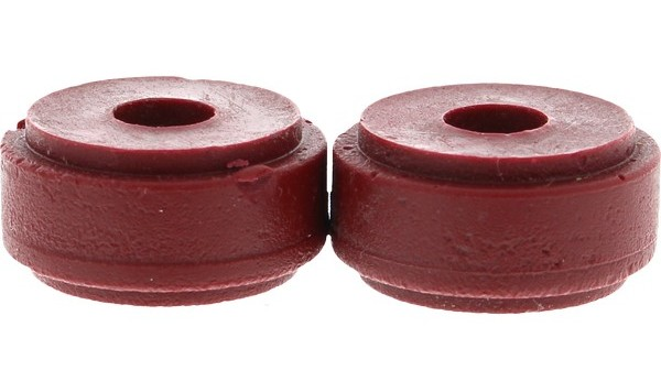 Venom Super High Rebound (SHR) Bushings / Blood Red 91a