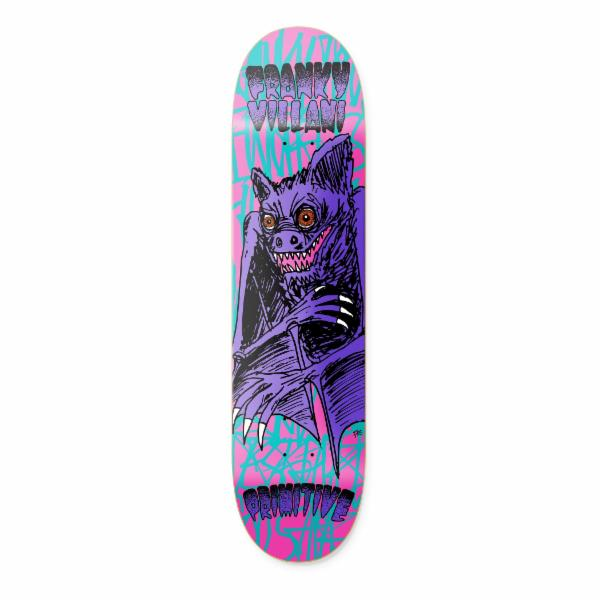 "Primitive Franky Villani NB Halloween 8.0"" Deck"