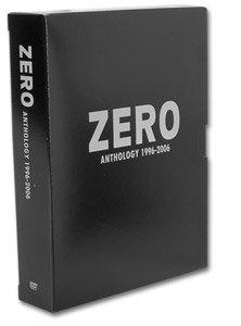 Zero Anthology 1996 - 2006 DVD Box Set - 5 Disc Collection