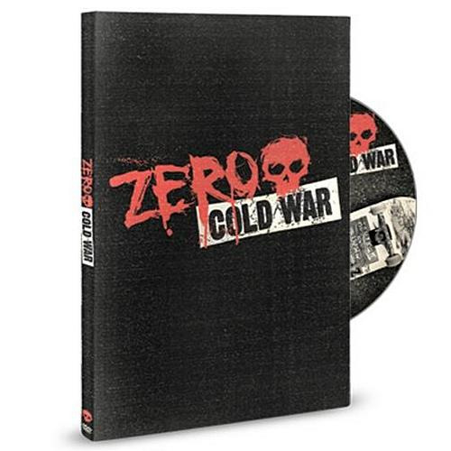 Zero Cold War DVD from 2013