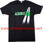 Abec 11 Highway Premium Slim Fit T-Shirt Black / Medium