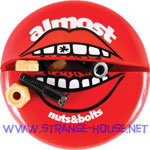 "Almost 7/8"" In Your Mouth Nuts & Bolts Hardware / Allen"
