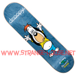 "Almost Youness Droopy Stretch R7 Deck 8.0"" x 31.75"""