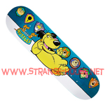 "Almost Rodney Mullen Muttley Plaques R7 Deck 8.125"" x 31.625"""