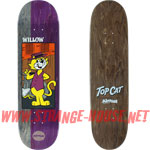Almost Willow Top Cat R7 Deck - 8.375""