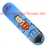 "Almost R7 Super Hero Mullen Superman 8.1"" Deck"
