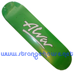 "Alva Team Deck 8"" x 32"" Green"