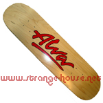 "Alva Team Deck 8"" x 32"" Natural"