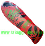 "Alva Street Fire Re-Issue 10.25"" Deck - Red / Black / Green"