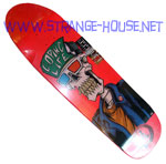 "Assault Coping Life 9.0"" Deck - Pink Stain"