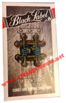 "Black Label OG Bars Lapel Pin - 1.25"" x 1.25"""
