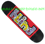 "Blind Hungry 7.75"" Deck"