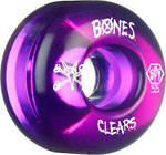 Bones SPF Clears 55mm / V4 - Purple
