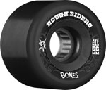 Bones ATF Rough Riders 56mm / 80a Black