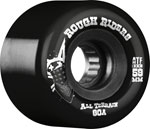 Bones ATF Rough Riders 59mm / 80a Black