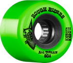 Bones ATF Rough Riders 59mm / 80a Green