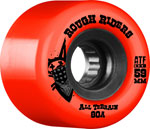 Bones ATF Rough Riders 59mm / 80a Red