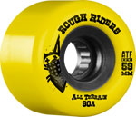 Bones ATF Rough Riders 59mm / 80a Yellow