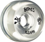 Bones SPF Clears 60mm / V5 - Natural - 1st Run Gummy Bear Clear