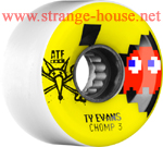 Bones ATF Ty Evans Chomp 3 - 62mm / 80a Wheels