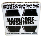 Bones Hardcore Bushings Hard / Black (2 Trucks)