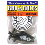 "Bro Style Bro Bolts Phillips Head 1 1/4"" Mounting Hardware"