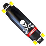 Bulldog Skates Dan Sturt Downhill 9 Ply Deck ONLY